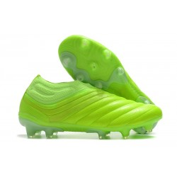 News Adidas Copa 20+ FG Boot Signal Green White