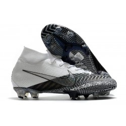 Nike Mercurial Superfly VII Elite DF FG Dream Speed 3 - White Black