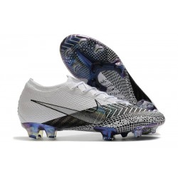 New Nike Mercurial Vapor 13 Elite FG Dream Speed 3 - White Black