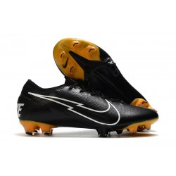 New Nike Mercurial Vapor 13 Elite FG Black White