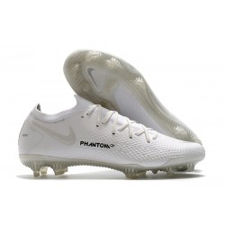 Nike Phantom GT Elite FG New Boots White