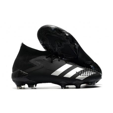 adidas Predator Mutator 20.1 FG Black Silver