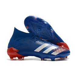 adidas Predator Mutator 20.1 FG Royal Blue White Active Red