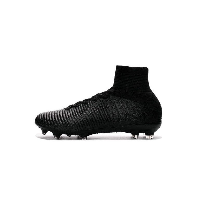 new styles 995fa 80688 Top Nike Mercurial Superfly 5 FG ACC Football Boots - Full Black